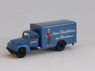 brima Classic Serie Modell 2 Ford FK 3500 1:87